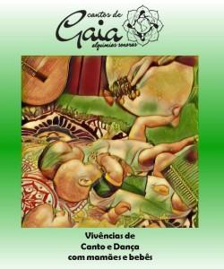 Cantos de Gaia para bebês. 2017